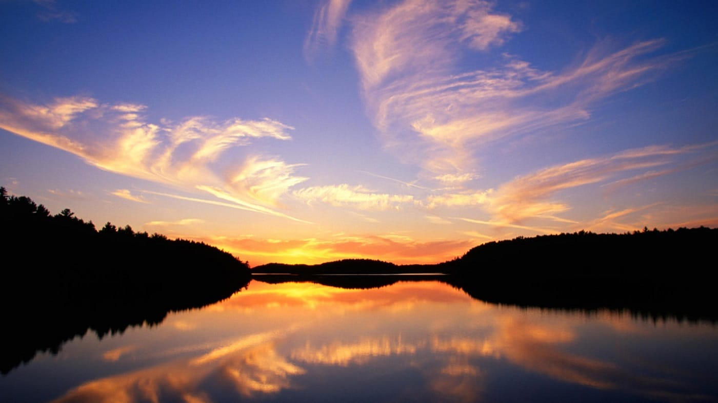 Lacul Ontario, oglinda tuturor elementelor din jur