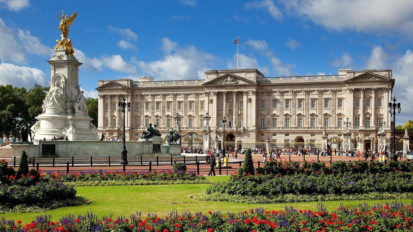 Palatul Buckingham, Londra