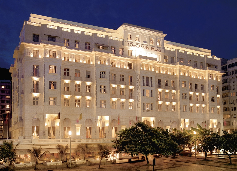 Palatul din Copacabana, cea mai impunătoare clădire din regiune