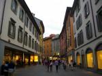 Pe străduțele din Bergamo