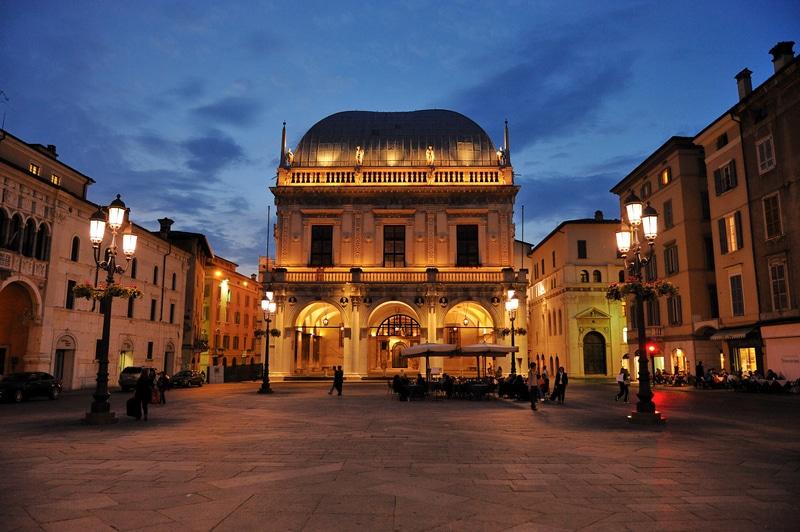 Piazza dela Loggia, Brescia