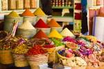 Piețele marocane ascund tot felul de bunătăți