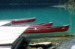 Plimbările pe lac sunt foarte apreciate în rândul turiștilor