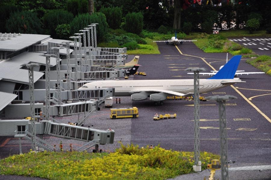 Aeroportul din Billund, al doilea cel mai mare din Danemarca