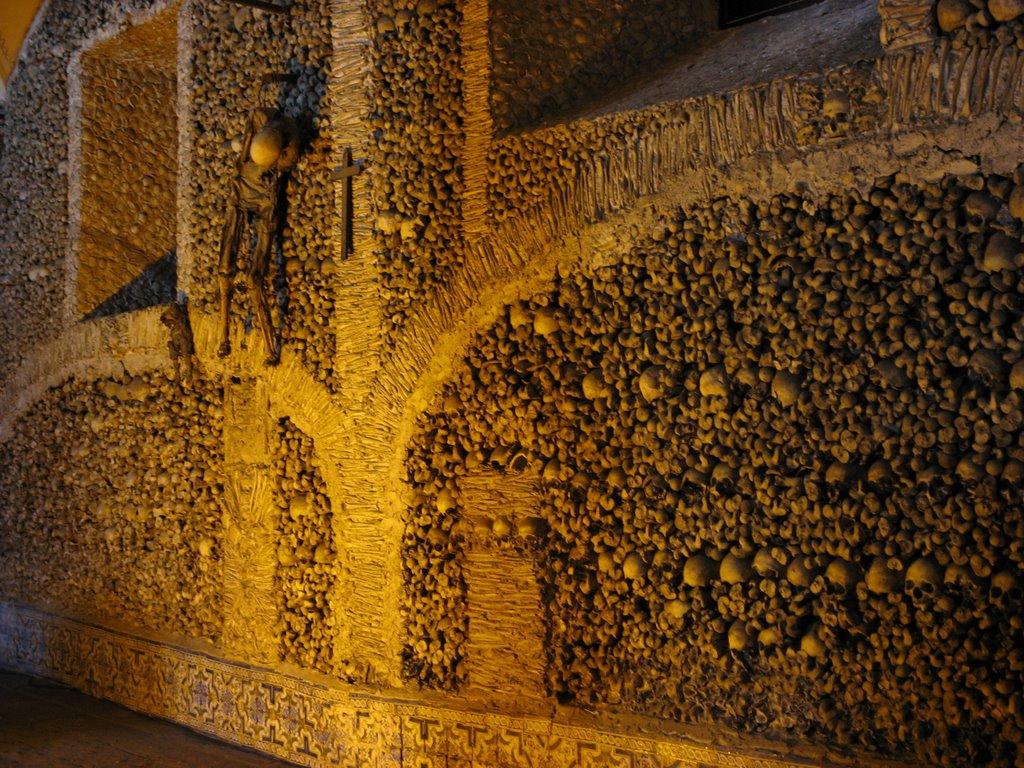 Catedrala Oaselor, un loc destul de înfricoșător