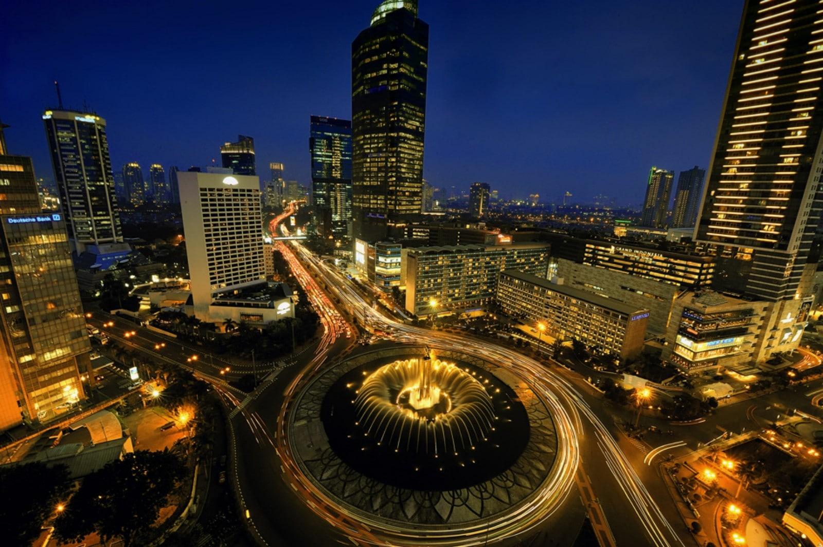 Jakarta, un oraș splendid!
