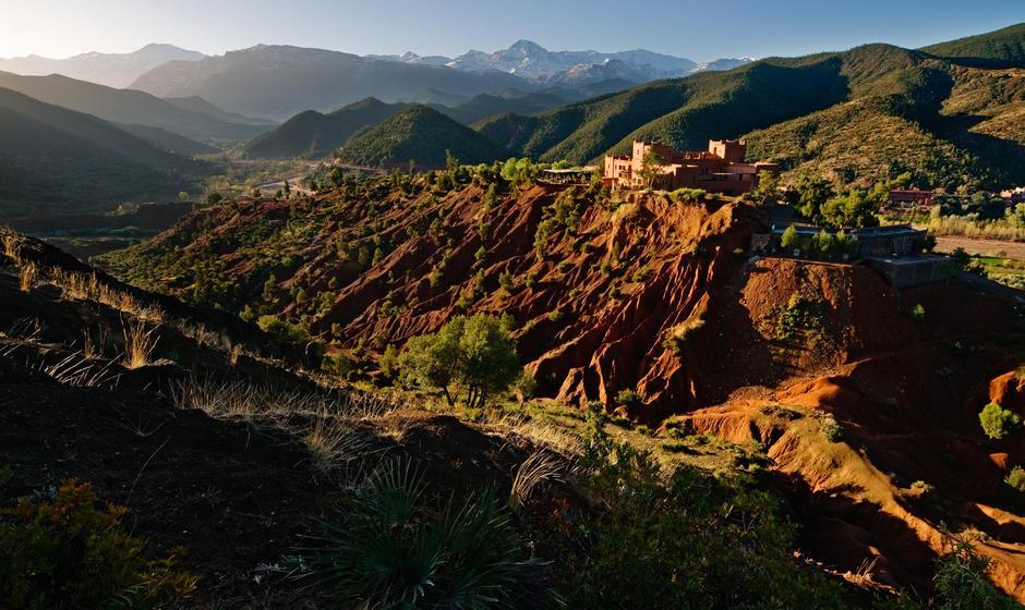 Munții Atlas, printre cei mai înalți din lume