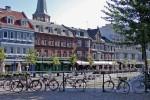 Peste tot în Arhus se găsesc biciclete de închiriat