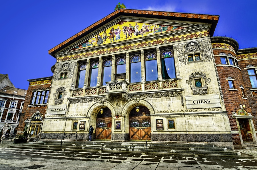 Teatrul din Arhus
