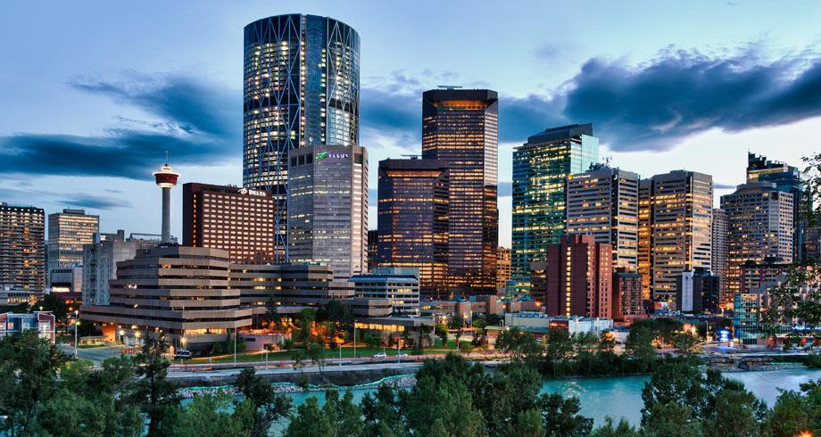 Calgary, un oraş modern