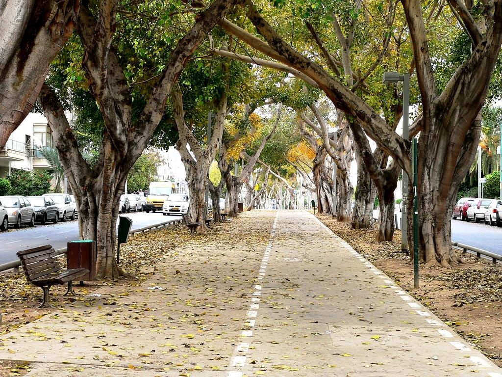 Strada Nordau, Tel Aviv