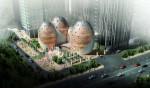 Arhitectura modernă, simbol al oraşului