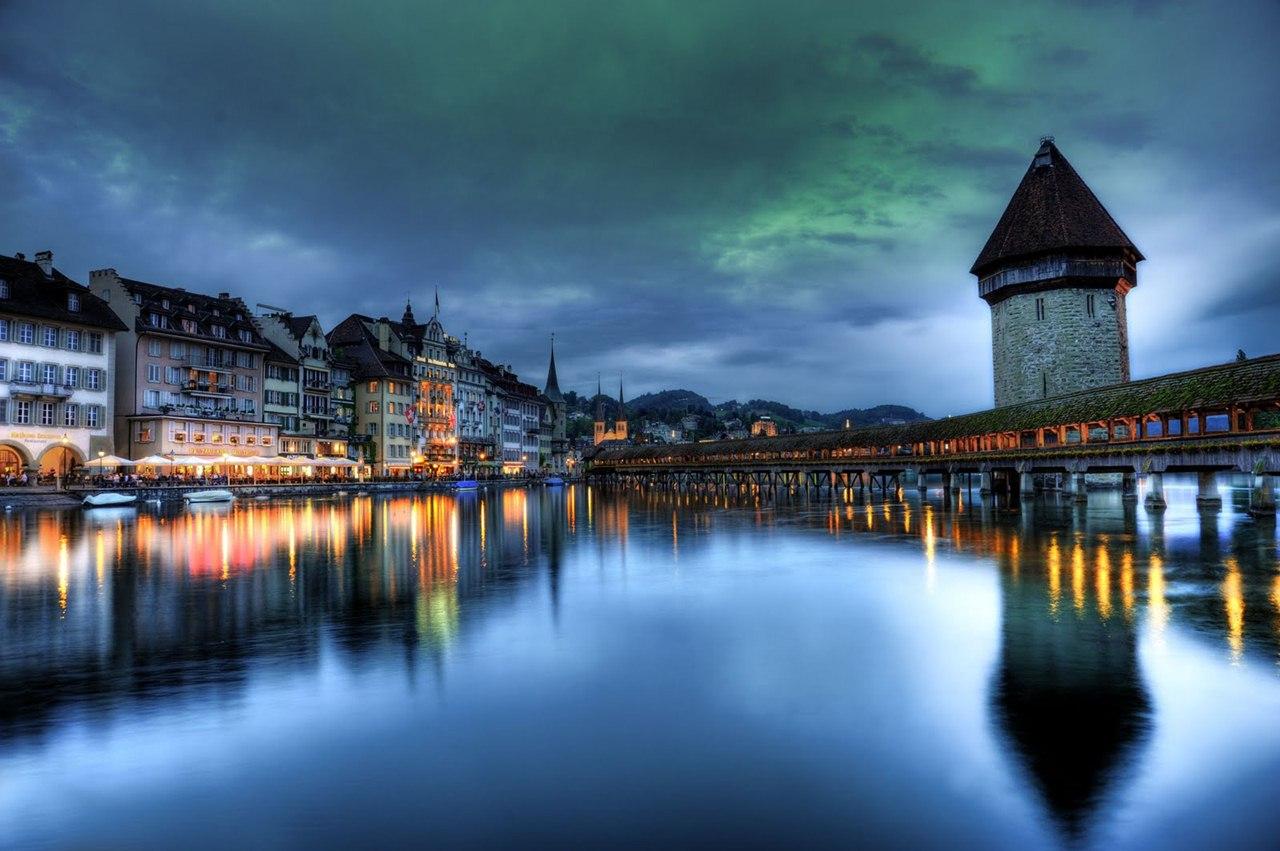 Berna, Elveţia