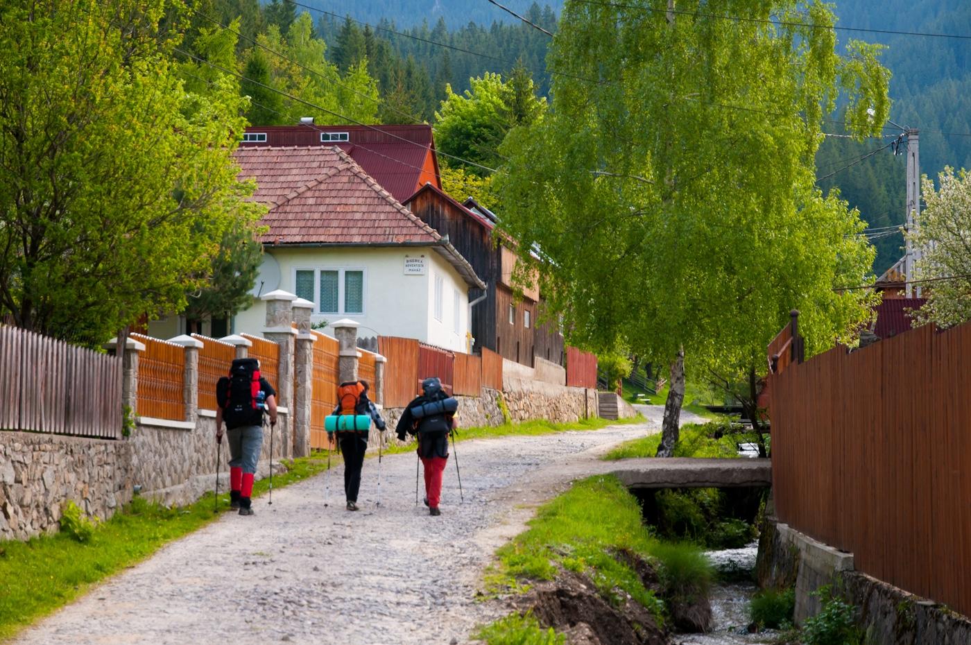 Drumeţiile, o activitate pe placul turiştilor