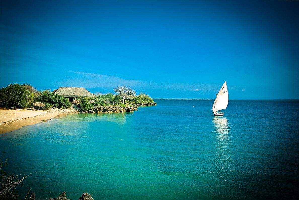 Insula Bazaruto, Mozambic