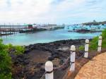 Insula Isabela, o zonă frumos amenajată