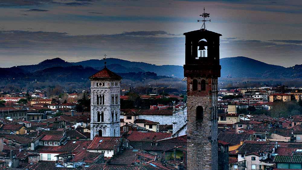 Lucca, Toscana, Italia