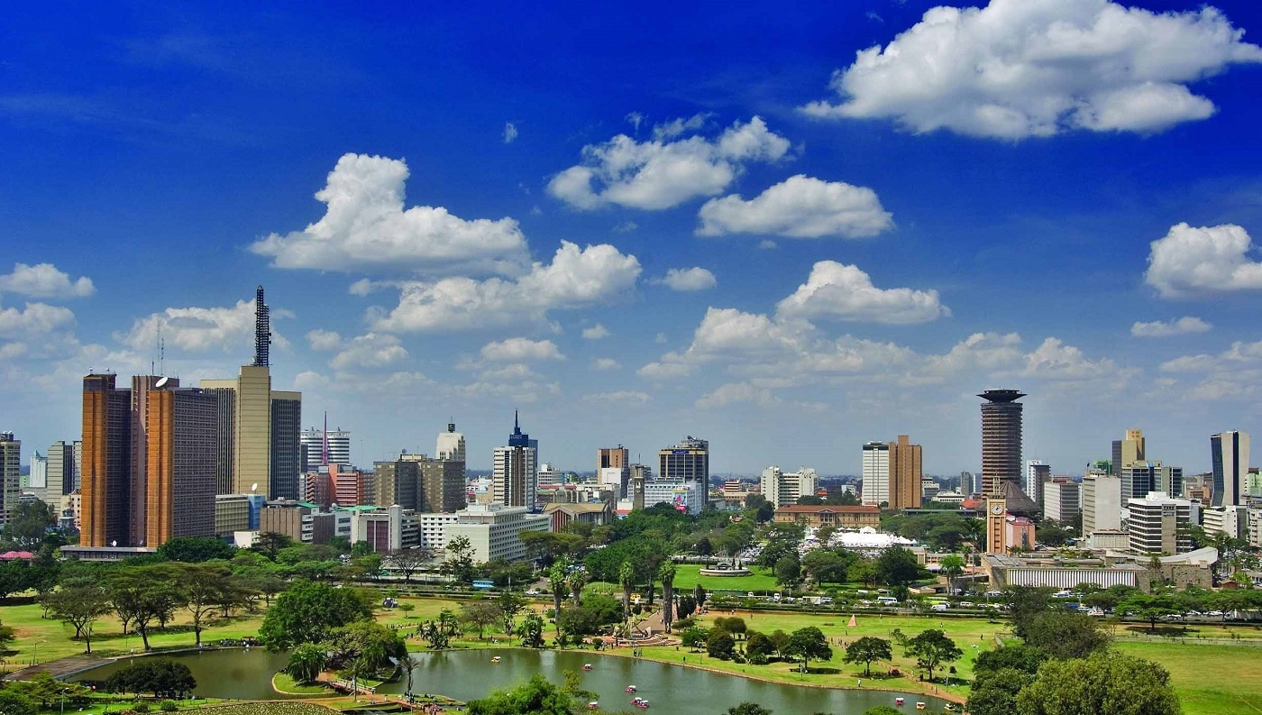 Nairobi, un oraş superb!