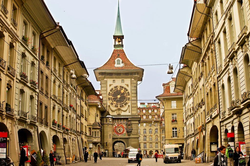 Zytglogge, turnul oraşului