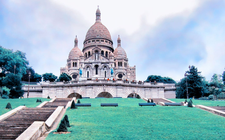 Bazilica Sacre Coeur
