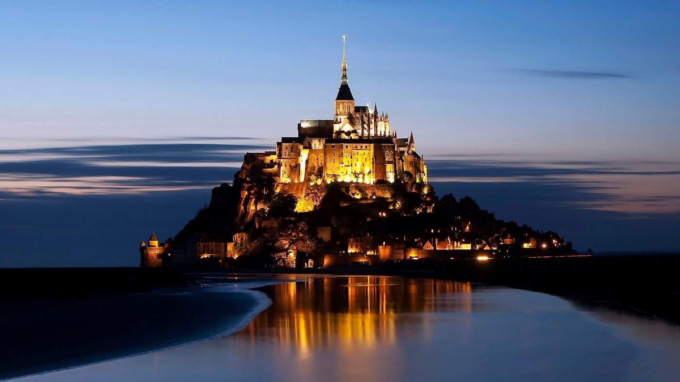 Muntele Saint Michel, un loc de poveste!