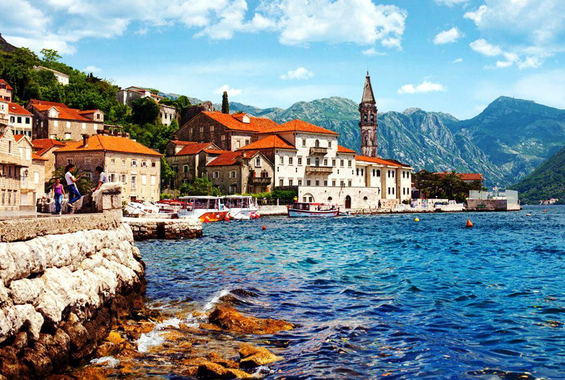 Perast, Muntenegru