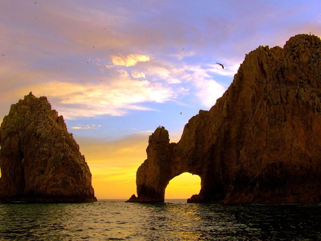 Arcul din Los Cabos, simbolul regiunii