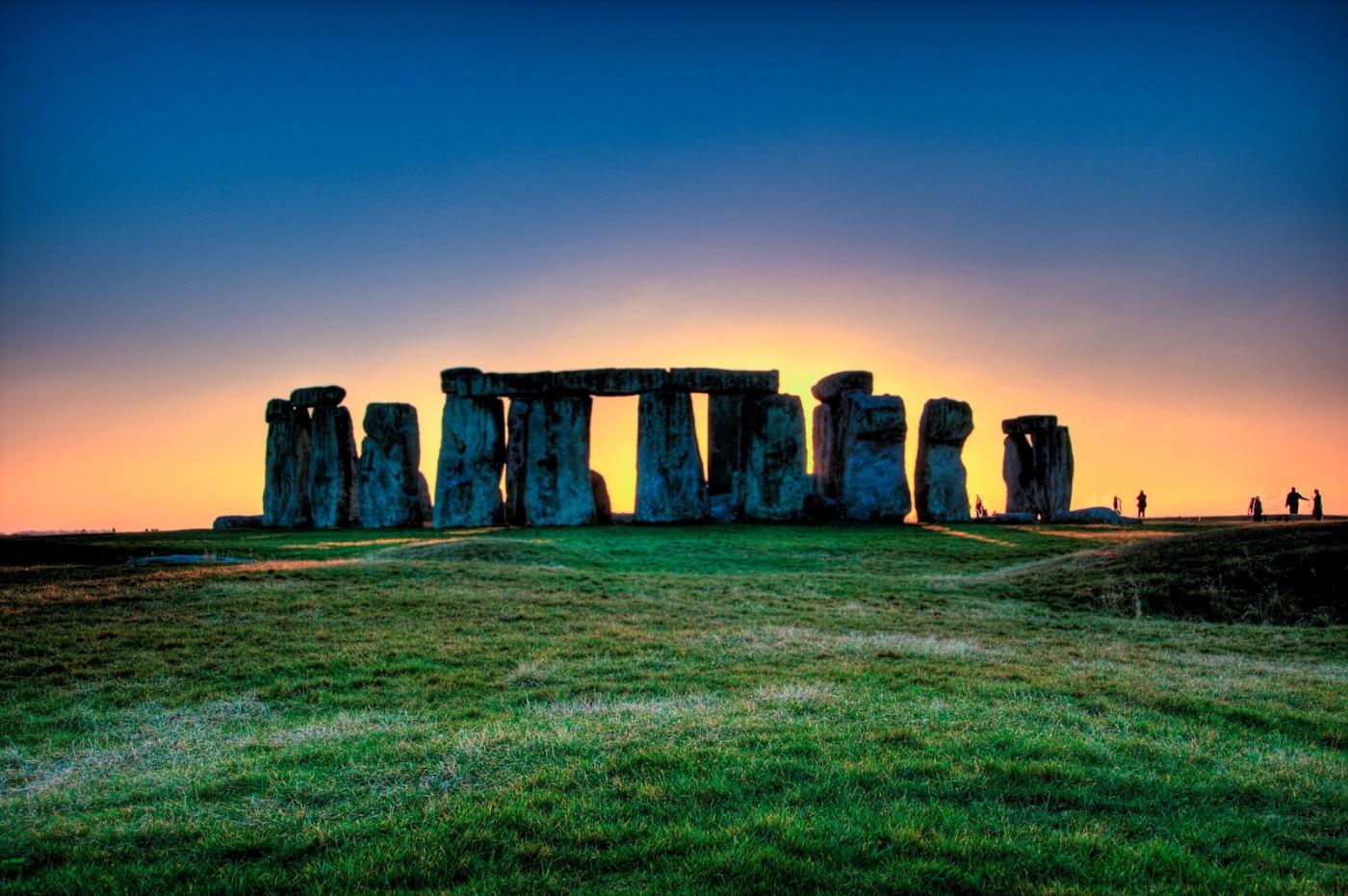 Cel mai important monument preistoric al Angliei