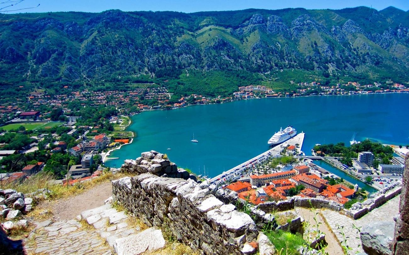 Golful Kotor, un loc de vis!