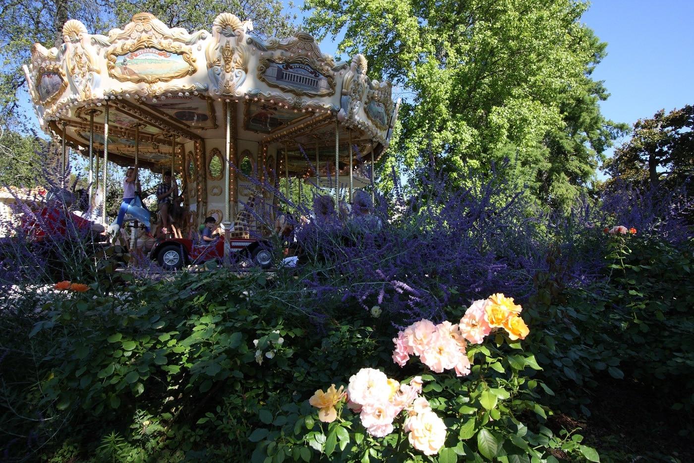 Grădinile publice din Bordeaux, locuri ideale pentru plimbări