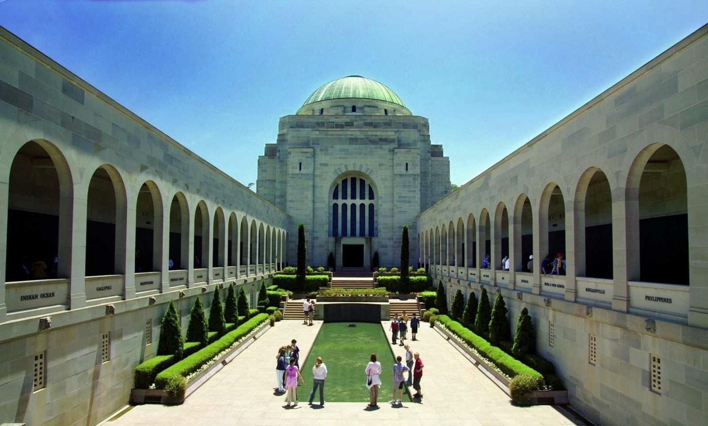 Memorialul Războiului, Canberra