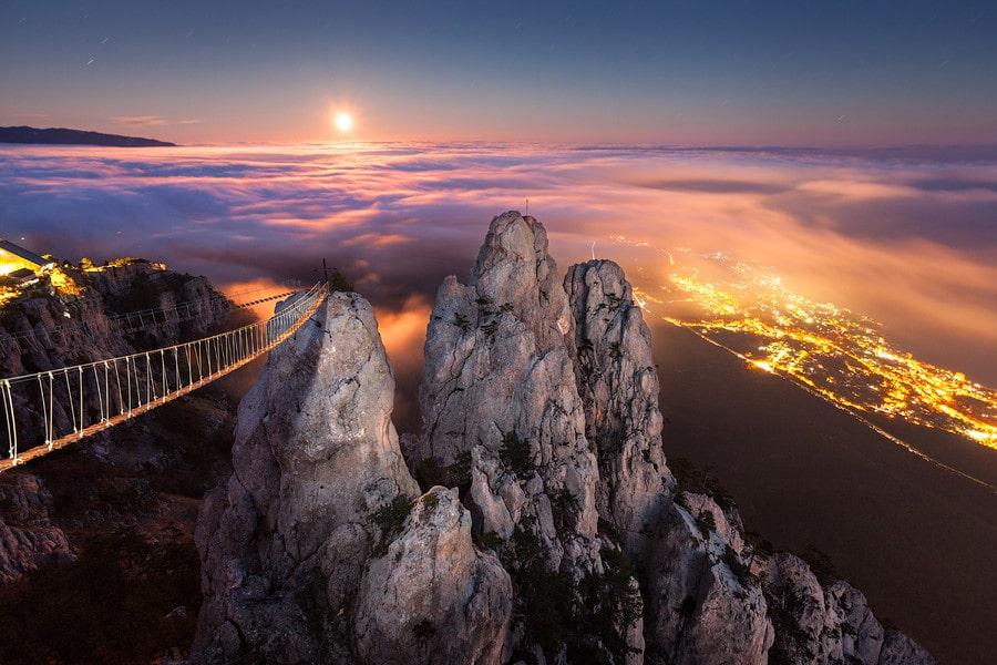 Muntele Ai-Petri, Ucraina