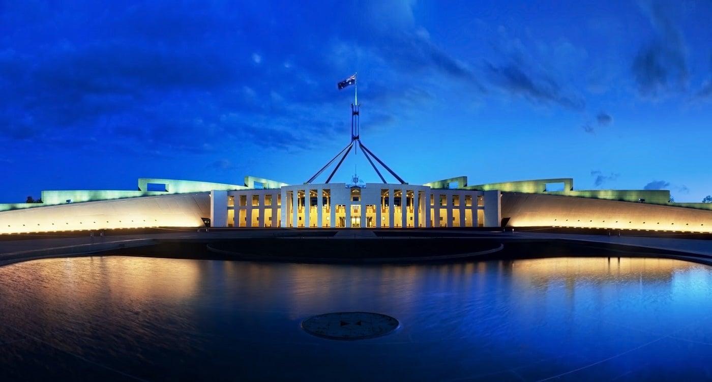 Parlamentul din Canberra