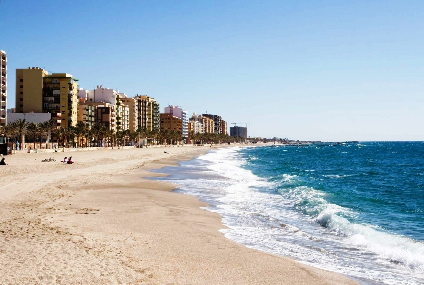 Plaja Las Salinas, Almeria