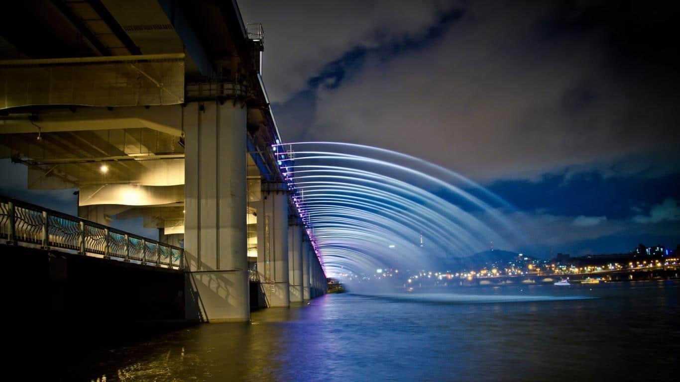 Podul Banpo, Seoul