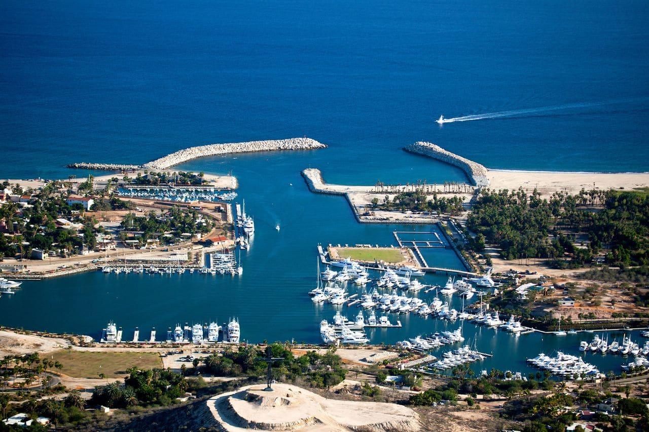 Portul din Los Cabos