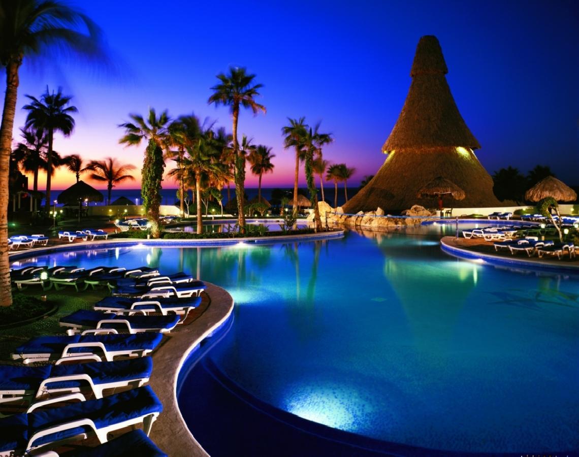 Resorturile de lux nu sunt o raritate în Los Cabos