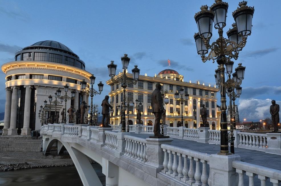 Skopje, o metropolă cu o bogată istorie