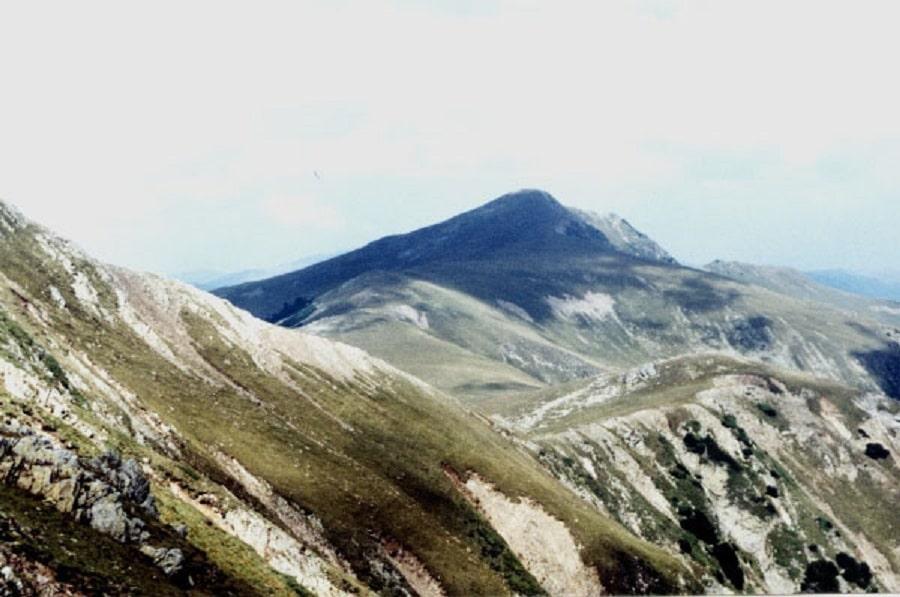 Muntele Gugu - reședința lui Zamolxe