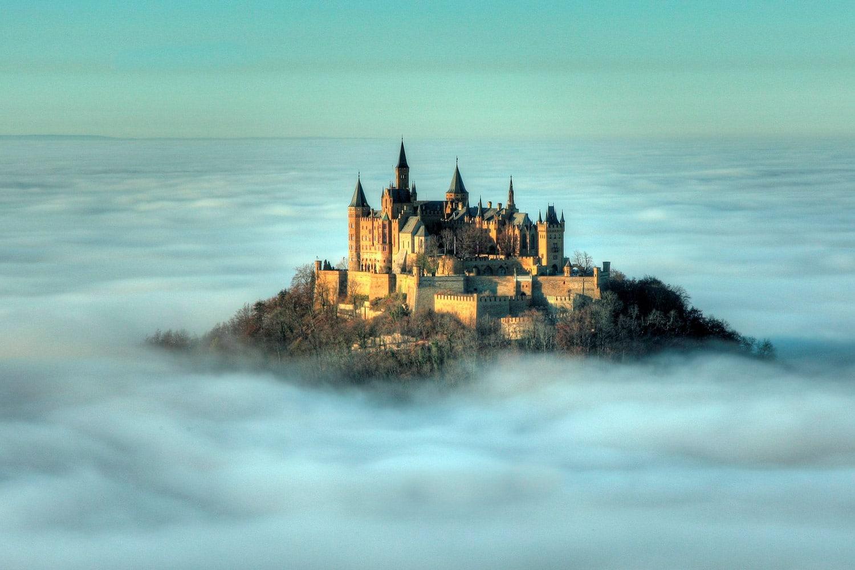 Noiembrie - luna celor mai frumoase Castele din Europa