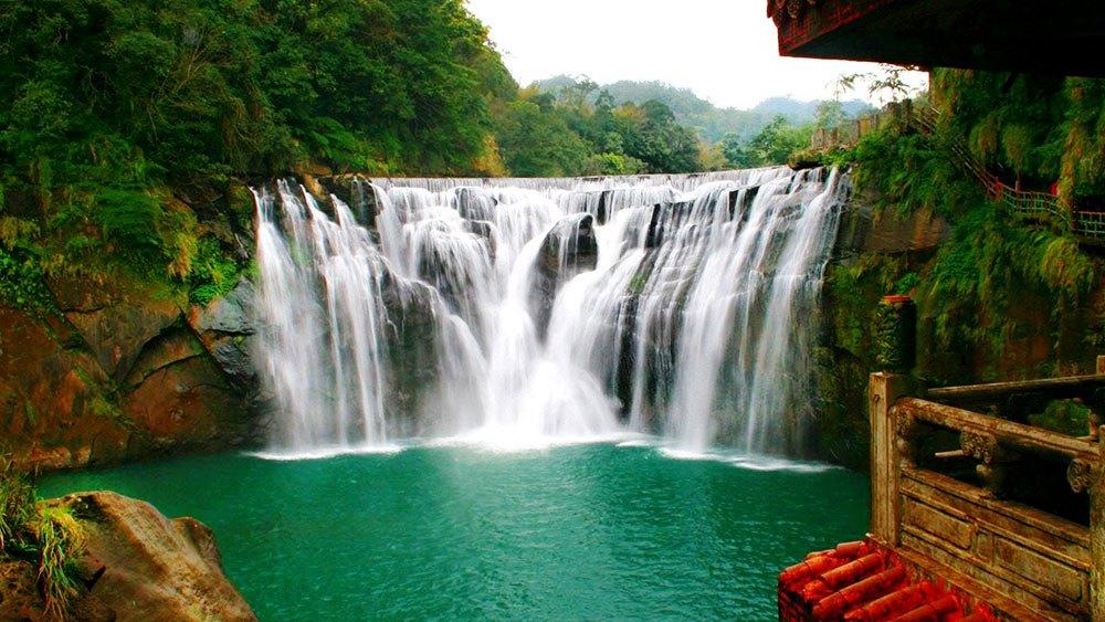 Cascada Shifen, Taiwan
