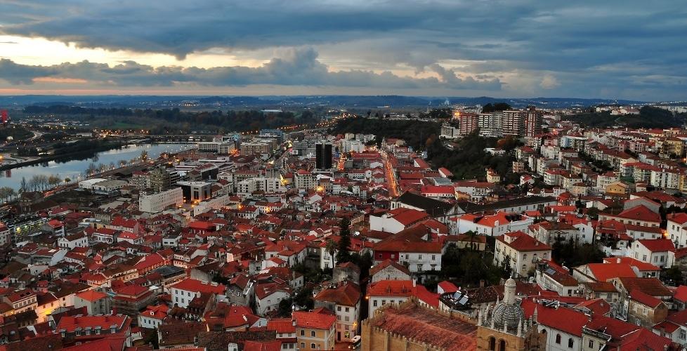 Coimbra, Oraşul studenţilor