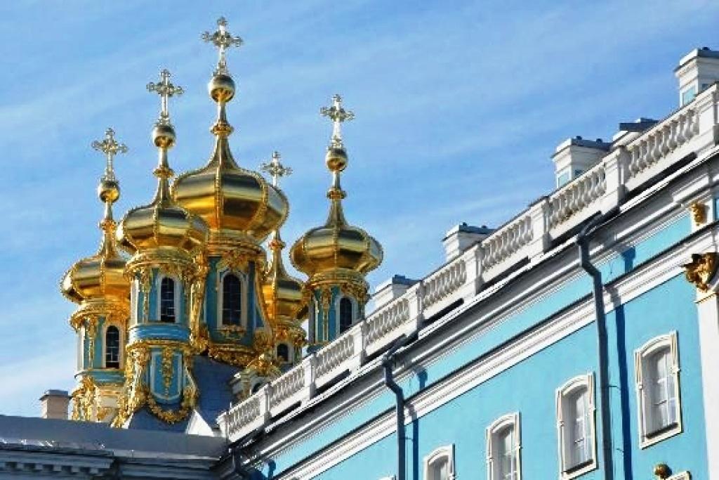 Domul principal al palatului