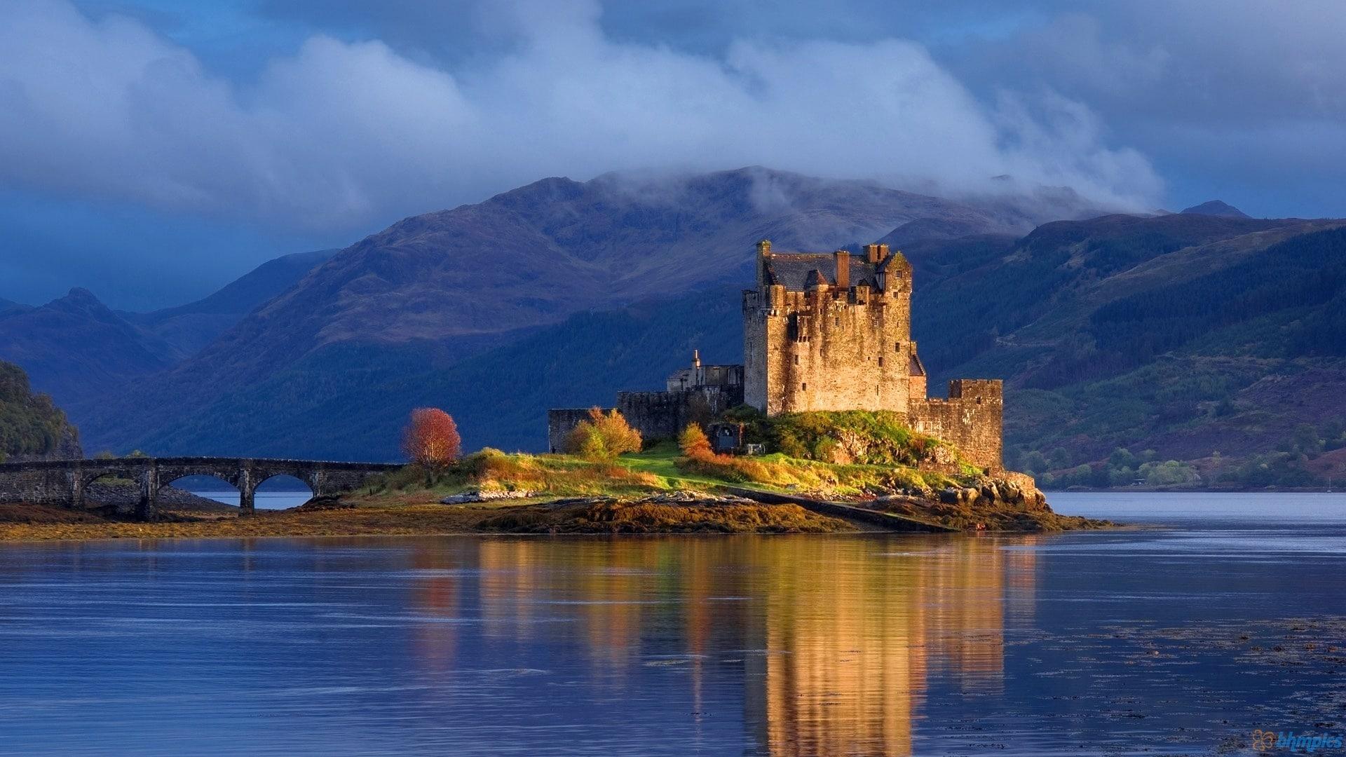 Castelul Eilean Donan - Edificiul suprem al Scoției