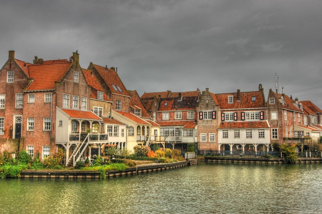 Enkhuizen, Olanda