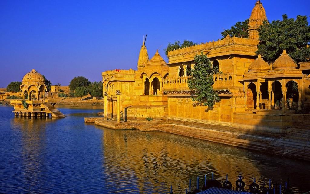 Jaisamler, India