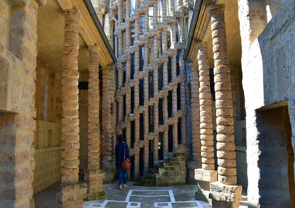 La Scarzola, labirintul Italiei