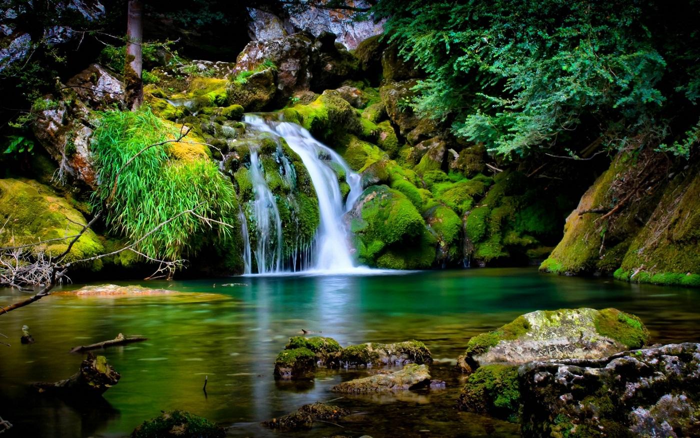Lacurile Plitvice, Croaţia