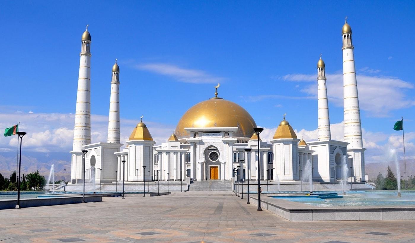 Moscheea Ertugrul Gazi, un important punct de reper în oraş