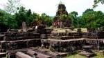 O parte dintre temple sunt şi astăzi în picioare